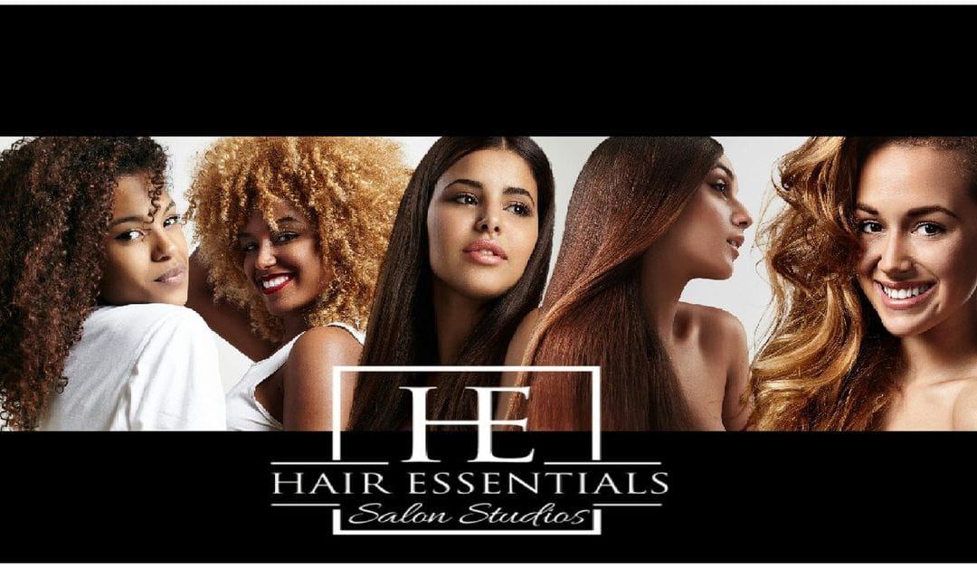 Different Hir Style and Hair Essentials Salon Studios