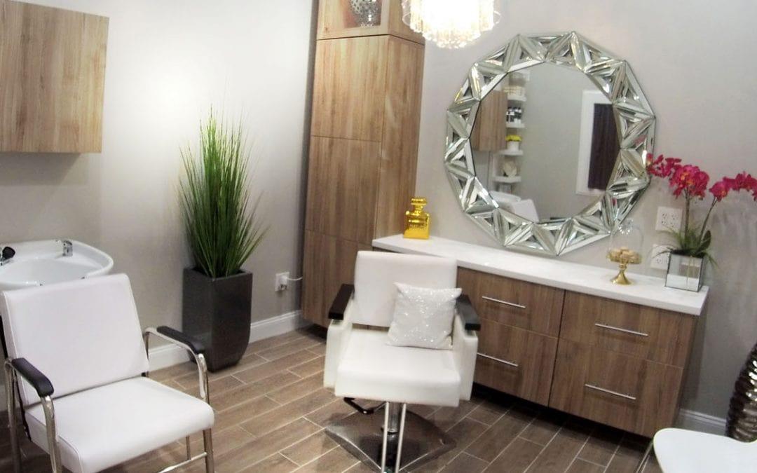 A Hair Salon