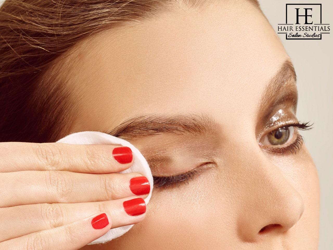 Not To To when Eyelash Extension Washing