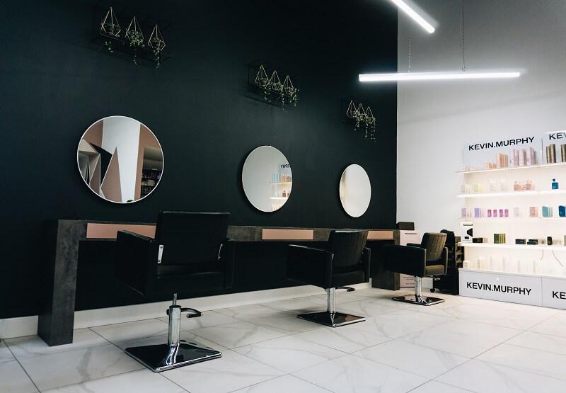 beauty salon rental