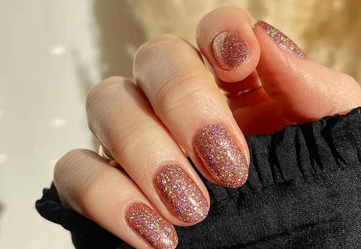 Nail sparkles
