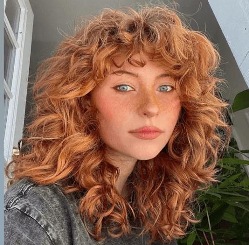 curly shag 2021